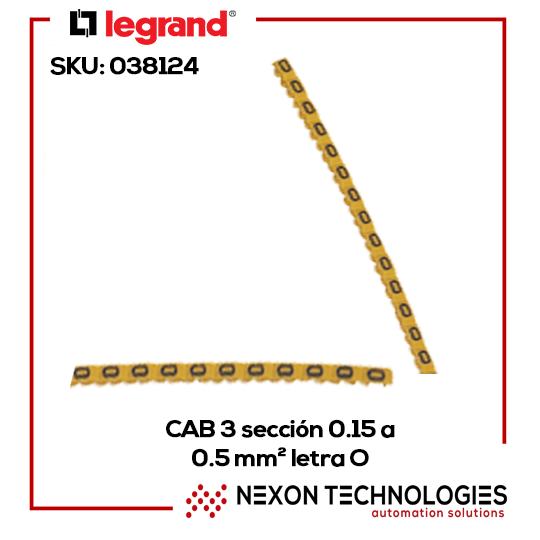 CAB 3 sección 0.15 a 0