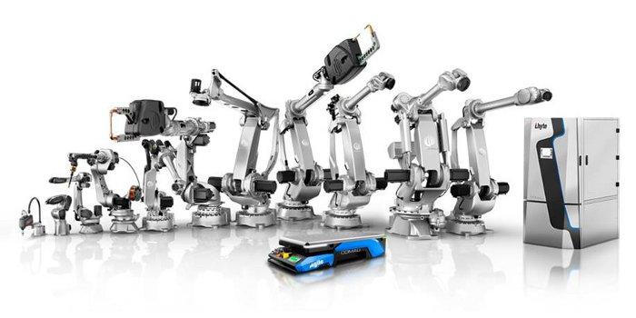 Robots industriales Automatización industrial