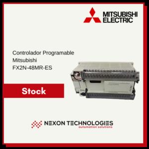 Controlador programable FX2N-48MR-ES