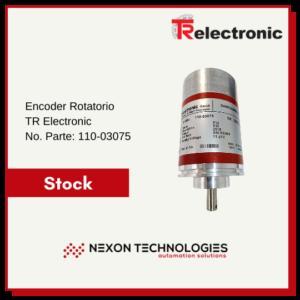 Codificador 110-03075 TR ELECTRONIC