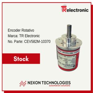 Encoder rotativo TR ELECTRONIC CEV582M-10370
