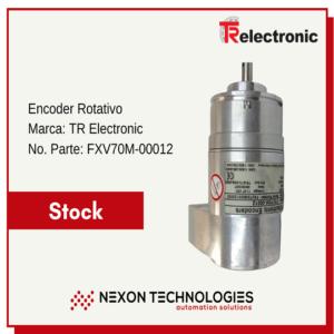 Encoder Tr Electronic rotativo FXV70M-00012