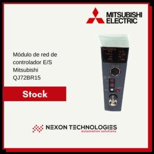 Módulo de red controlador E/S QJ72BR15