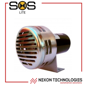SOS0710 - SOSLite - Sirena electromecánica