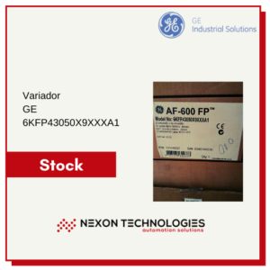 General Electric HVAC Drives 6KFP43050X9XXXA1