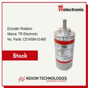 Encoder rotativo TR Electronic CEV65M-01460