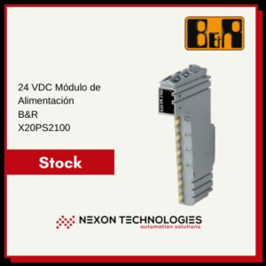 Módulo de alimentación X20PS2100 | B&R