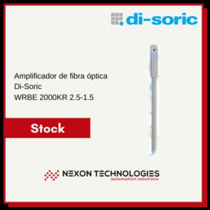 Amplificador de fibra óptica WRBE2000KR-2.5-1.5