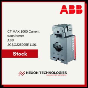 Transformador de corriente 2CSG225995R1101