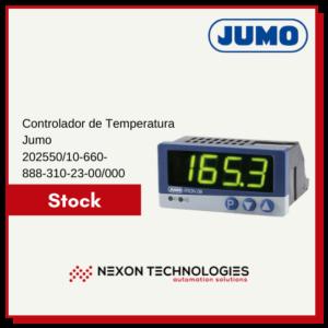 Controlador de temperatura | JUMO