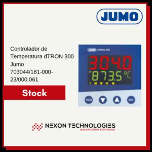 Controlador de temperatura 703044/181-000-23/000,061