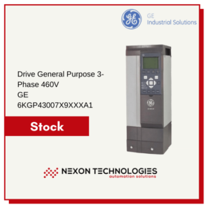 AC Drives 6KGP43007X9XXXA1 | GE