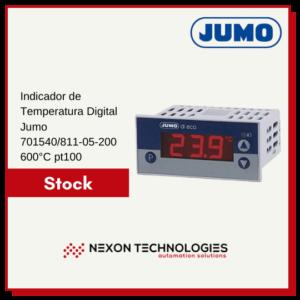 Indicador digital | Jumo 701540/811-05