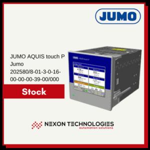 Instrumento de medición modular JUMO