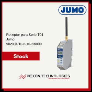Receptor | JUMO 902931/10-8-10-23/000