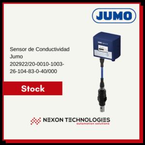 Sensor de conductividad | JUMO