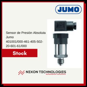 Sensor de presión absoluta | JUMO