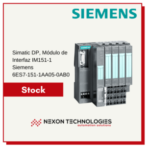 Módulo de interfaz 6ES7-151-1AA05-0AB0 | Siemens
