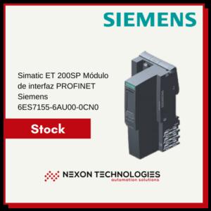 Módulo de interfaz 6ES7155-6AU00-0CN0 | Siemens