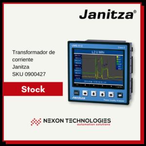 Transformador de corriente 0900427 | Janitza