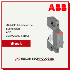 Undervoltage Release ABB 1SAM201904R1005