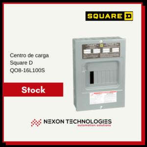 Centro de carga | QO8-16L100S